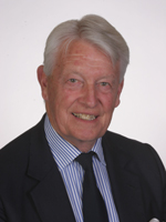 Mr W D Barker OBE
