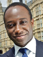 Mr Sam Gyimah MP