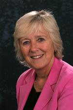 Borough Councillor Beryl Hunwicks